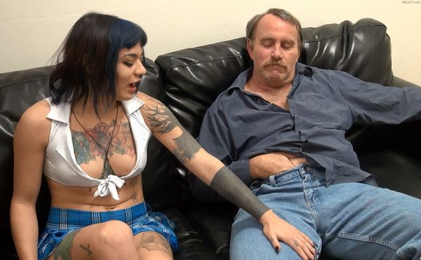 Daddy Squirted With Me – Amelia Dire HD