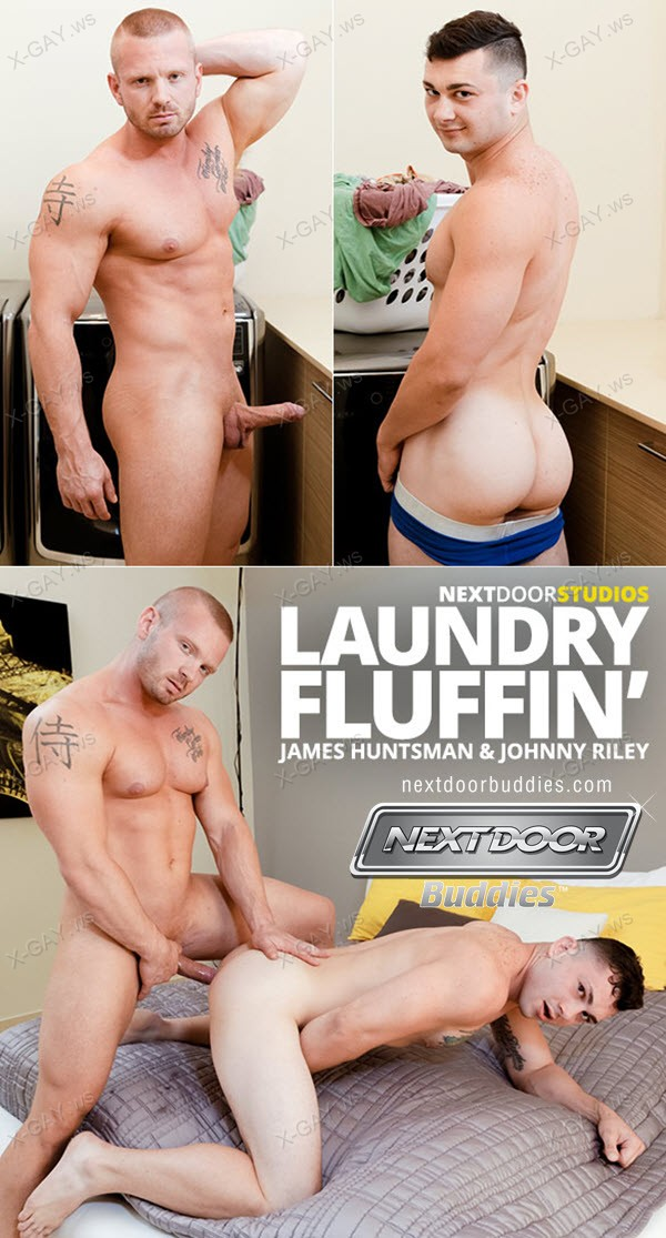 NextDoorBuddies: Laundry Fluffin' (James Huntsman, Johnny Riley)