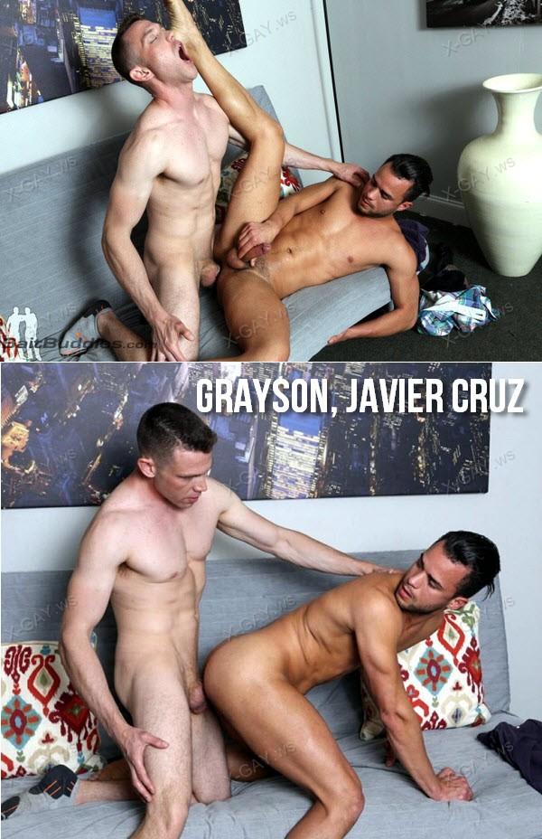 BaitBuddies: Grayson, Javier Cruz