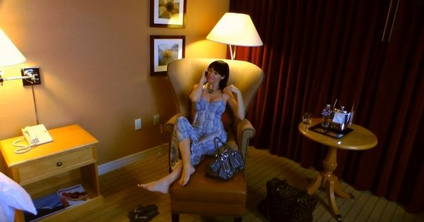 Angie Noir – Hotel Fun With My Son HD