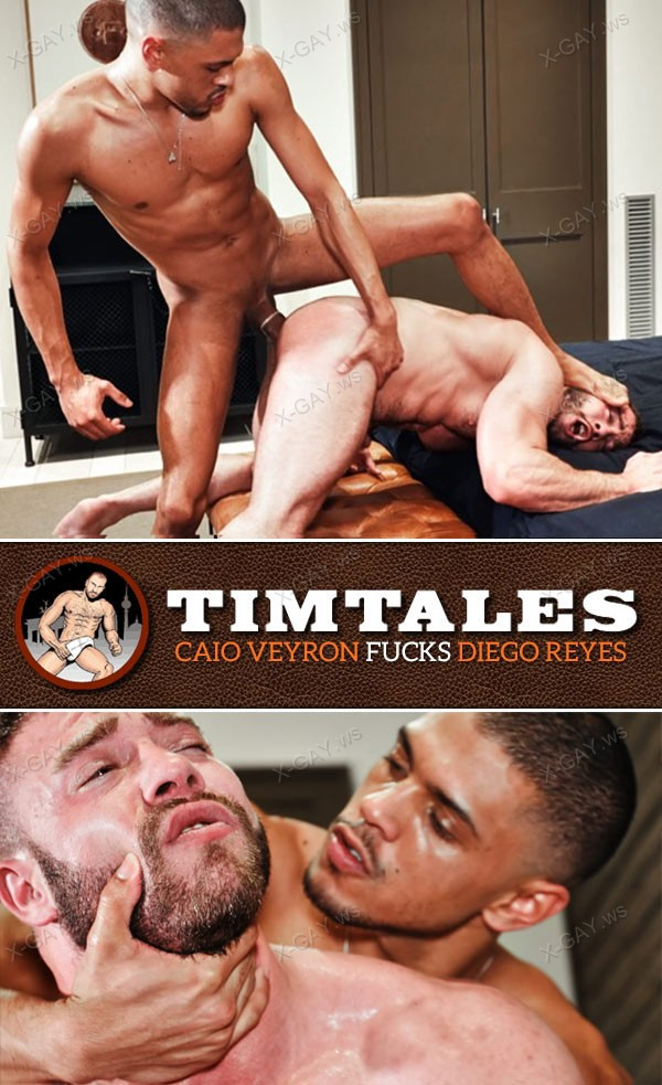 TimTales: Caio Veyron Fucks Diego Reyes