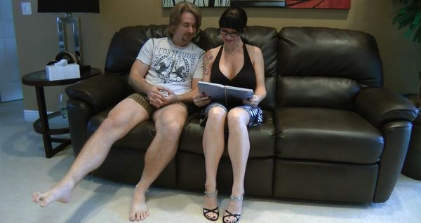 Angie Noir – My Son Impregnates Me For A New Brother HD