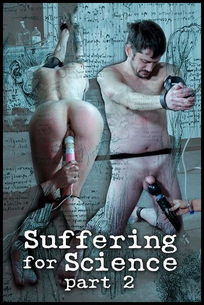 (24.02.2017) Suffering for Science Part 2 – Slave Fluffy, Abigail Dupree, London River