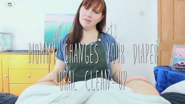 Mommy Changes Your Diaper: Oral Clean-Up – Tammie Madison HD