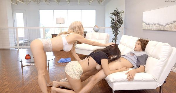 What Were You Doing – Alexis Fawx, Karter Foxx HD