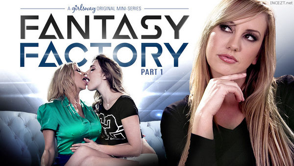Kenna James, Alexis Fawx & Brett Rossi – Fantasy Factory 1: Parent Teacher Orientation HD
