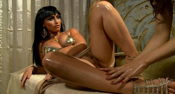 Julia taylor in cleopatra anal orgy 33 - 3 part 4