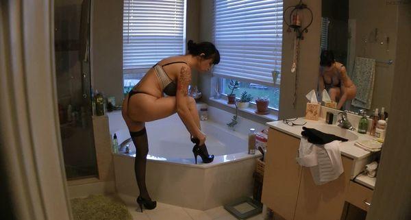Angie Noir – My Son Secretly Filmed Me HD