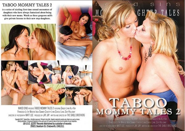 Taboo Mommy Tales 2 (2017)
