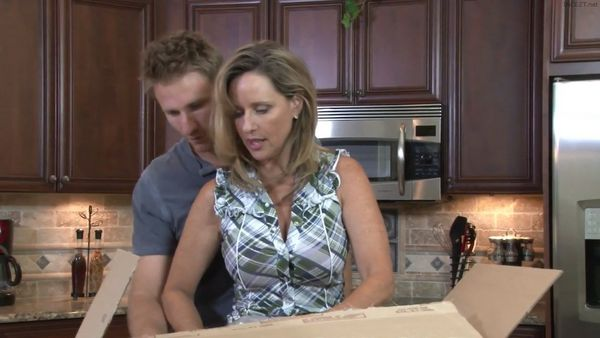 Mother gives son hand job movies