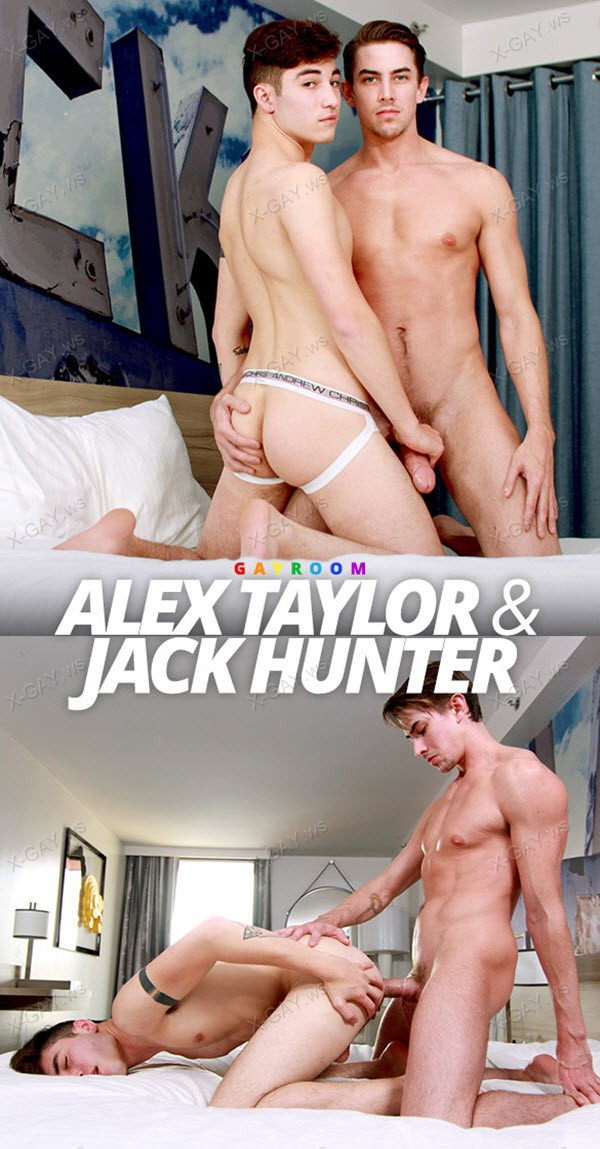 GayRoom: Jackpot Massage (Alex Taylor, Jack Hunter)