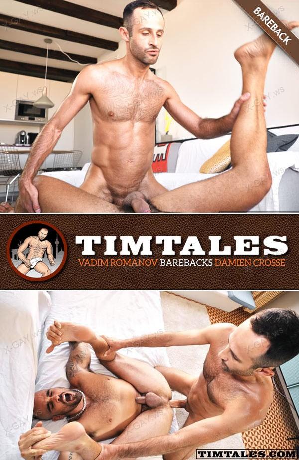 TimTales: Vadim Romanov Barebacks Damien Crosse