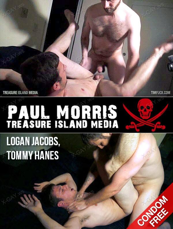 TimFuck: Logan Jacobs, Tommy Hanes (Bareback)