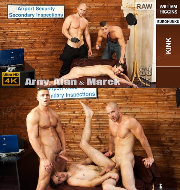 WilliamHiggins: Arny Donan, Marek Borek, Alan Carly (RAW, BONUS, KINK)