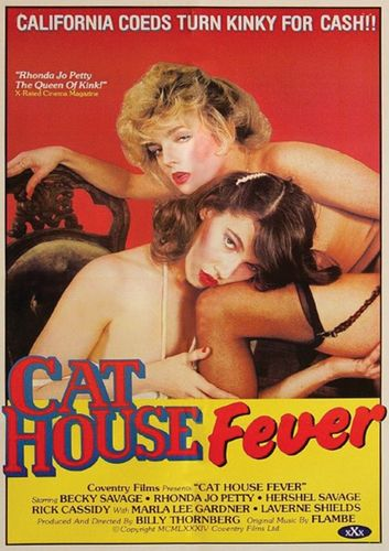 6lb86tjubvmn - Cathouse Fever (HDRip) (1984)