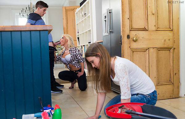 The Whore & Her Chores – Barbie Sins HD