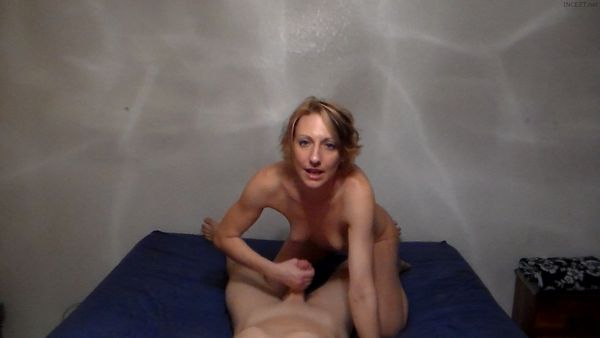 Mommy Rides Your Throbbing Cock to Get Your Seed and a Creampie HD