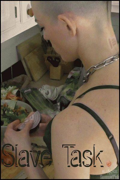 Slave Task – Masters Salad – Abigail Dupree | Full HD 1080p | Release Date: June 26, 2017