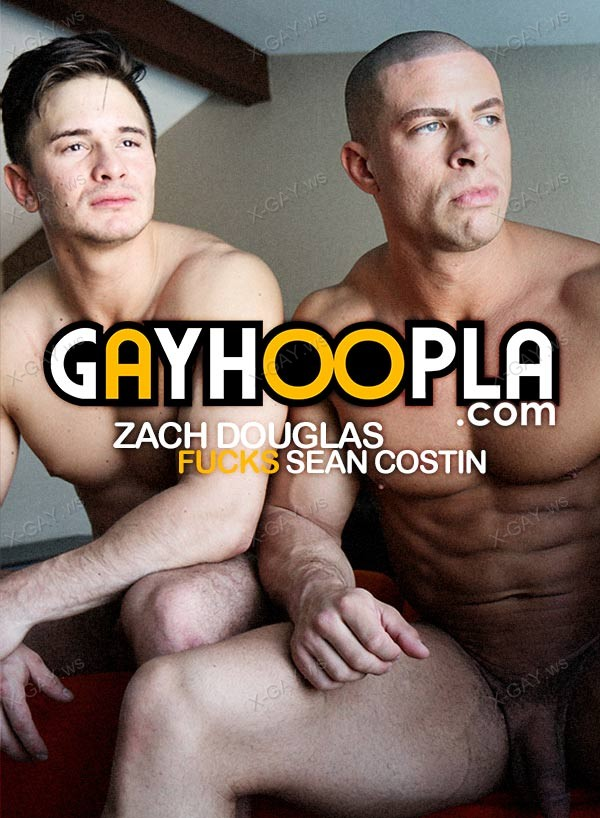 GayHoopla: HOT Muscle FUCK (Zach Douglas, Sean Costin)