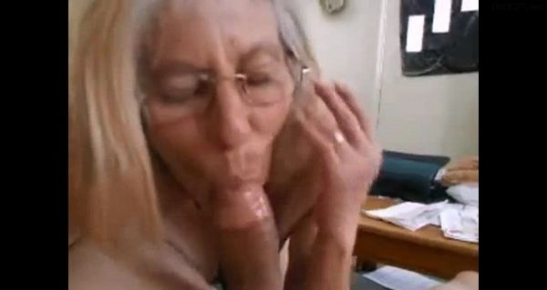Old REAL Mom And Her Son Homemade HD
