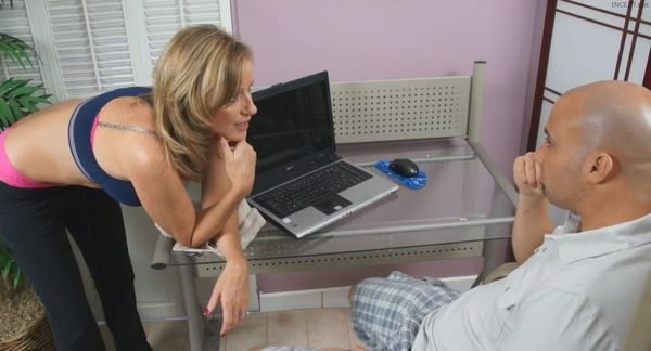 Jodi West – Son helps MOM get computer Savvy! HD