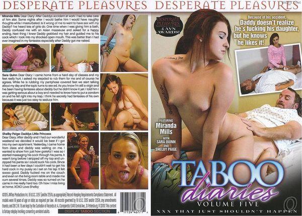 Taboo Diaries 5 (2015)