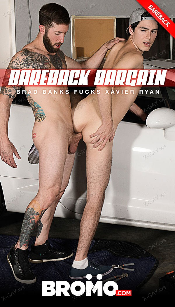 Bromo: Bareback Bargain (Brad Banks, Xavier Ryan)