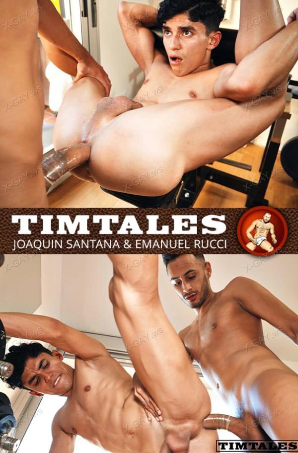 TimTales: Emanuel Rucci, Joaquin Santana