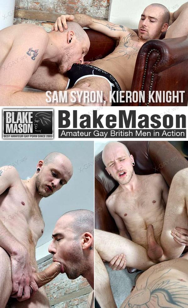 BlakeMason: Sam Syron, Kieron Knight