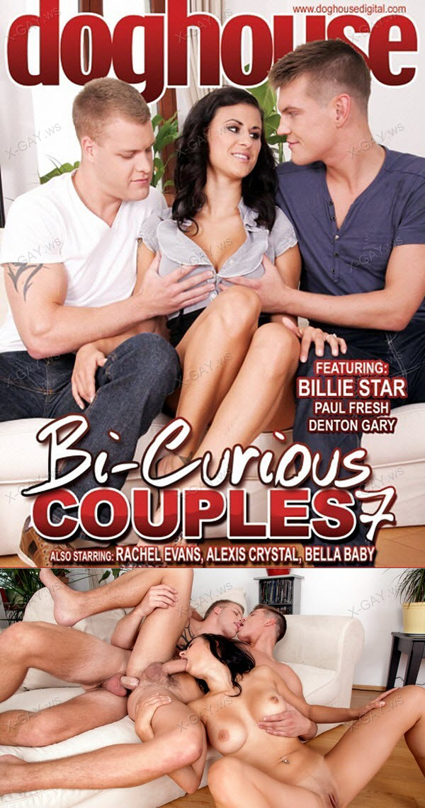 BiEmpire: Bi Curious Couples #07 (Billie Star, Paul Fresh, Denton Gary)
