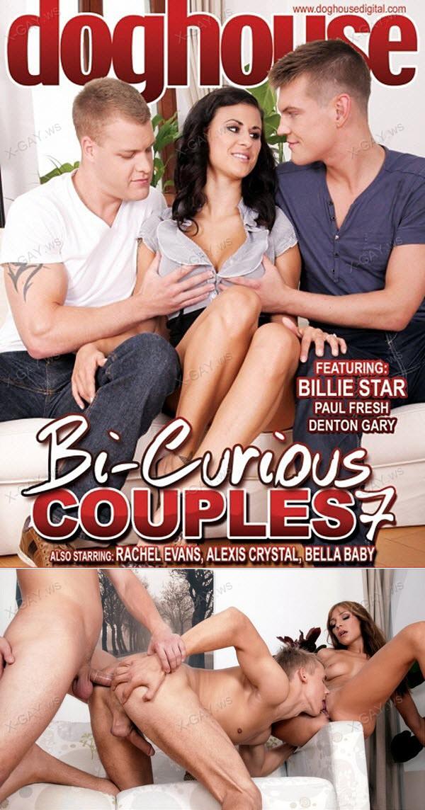 BiEmpire: Bi Curious Couples #07 (Rachel Evans)