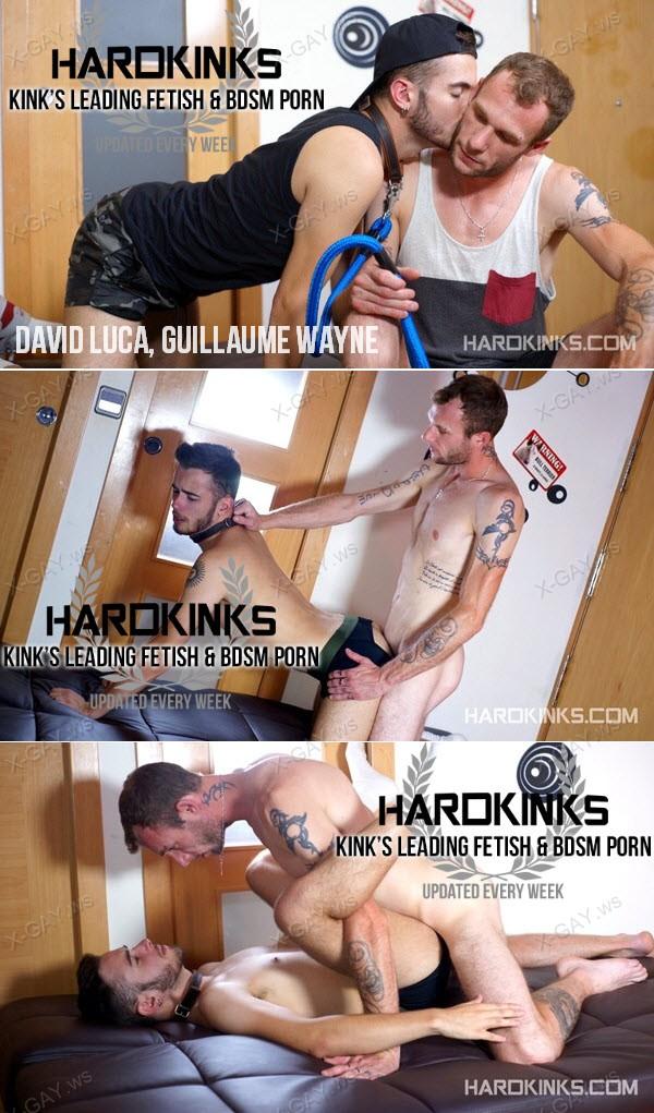 HardKinks: Lick My Toes (David Luca, Guillaume Wayne)