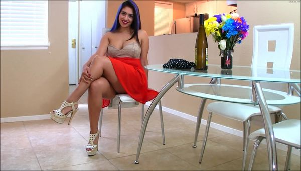 Best Latin ASS on the WEB! – Spending Valentines With My Son's Bullies HD