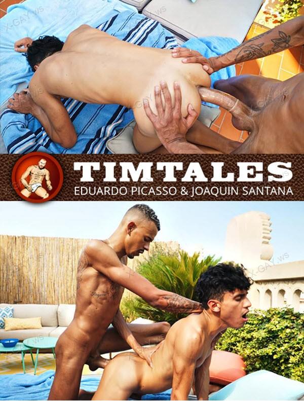 TimTales: Eduardo Picasso, Joaquin Santana
