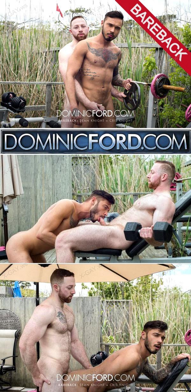 DominicFord: Sean Knight, Cris Knight (Bareback)