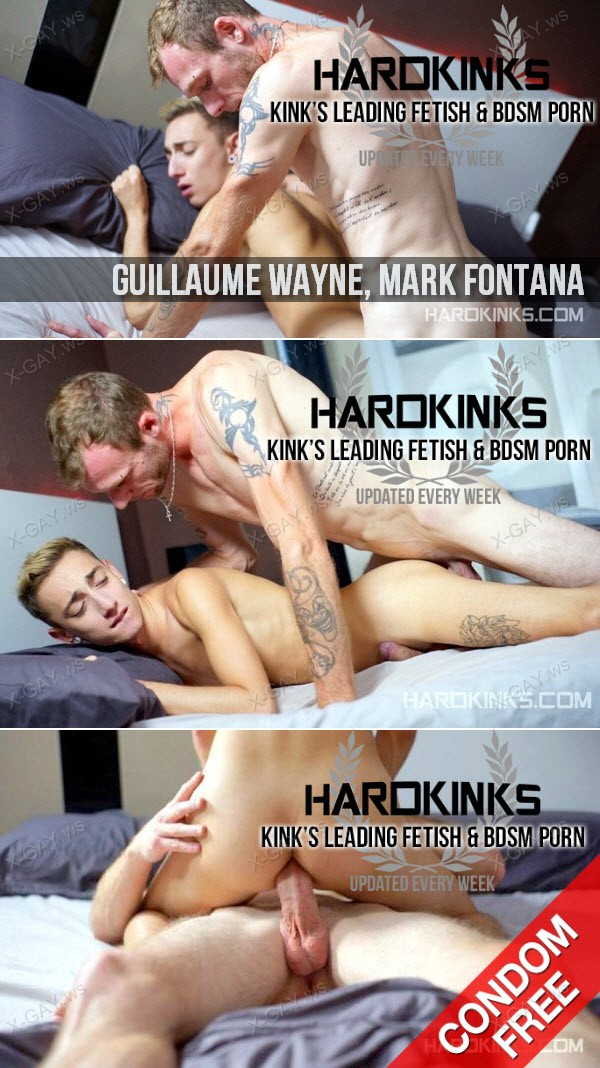 HardKinks: Breaking The Twink Slave (Guillaume Wayne, Mark Fontana) (Bareback)