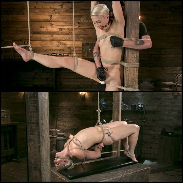 Blonde Goddess is Destroyed in Devastating Predicament Bondage | HD 720p | Release Date: August 3, 2017