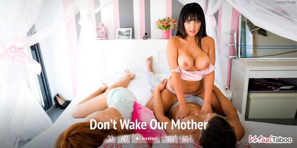 Alba de Silva & Bianca Resa – Don't Wake Our Mother VR HD