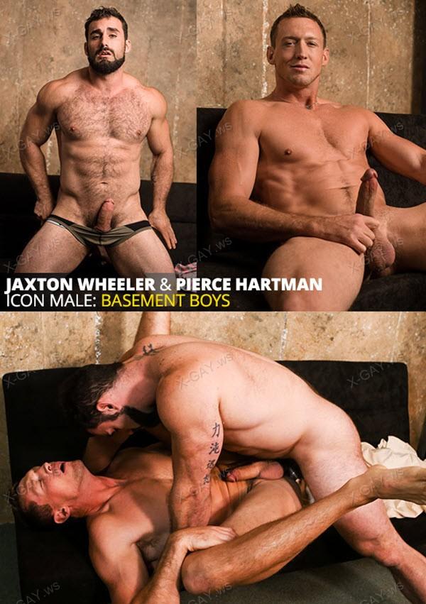IconMale: Basement Boys (Jaxton Wheeler, Pierce Hartman)