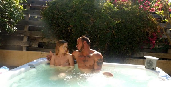 Sydney Cole – StepBrother and StepSister Fucking In The Jacuzzi HD