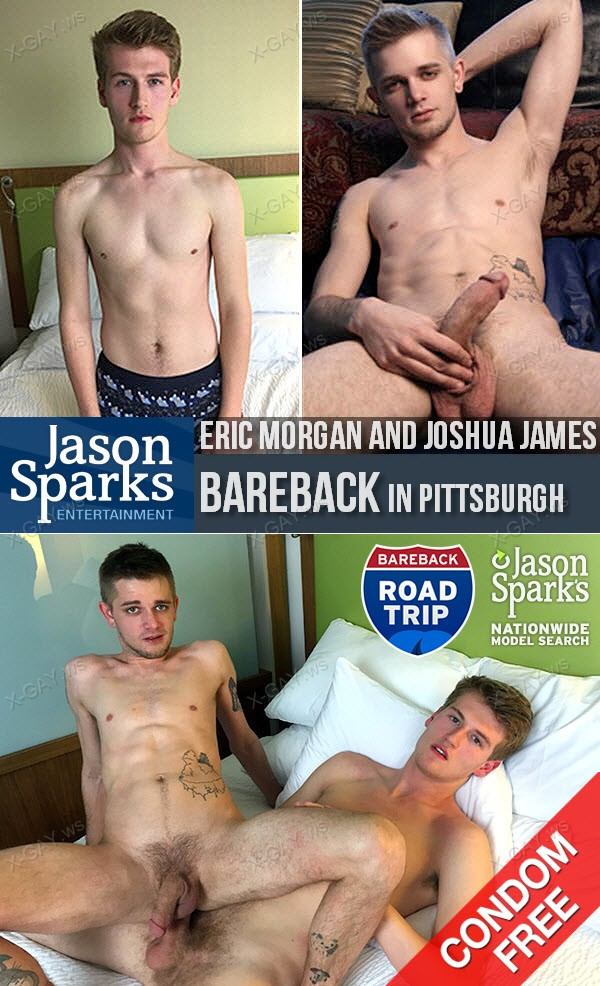 JasonSparksLive: Eric Morgan and Joshua James Bareback In Pittsburgh