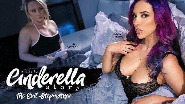 AJ Applegate & Jelena Jensen – A Dirty Cinderella Story 2: The Evil Stepmother HD