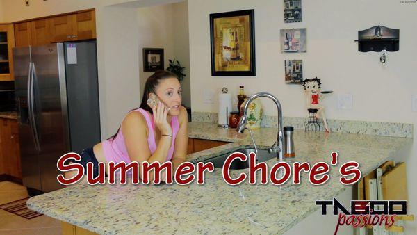Summer Chores – Melanie Hicks HD