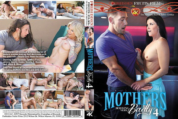 Mothers Behaving Very Badly 4 (2017)
