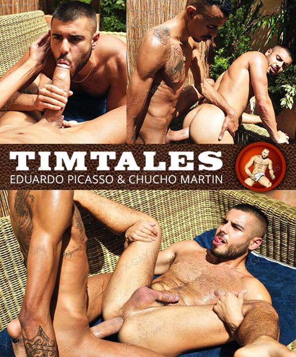 TimTales: Eduardo Picasso, Chucho Martin