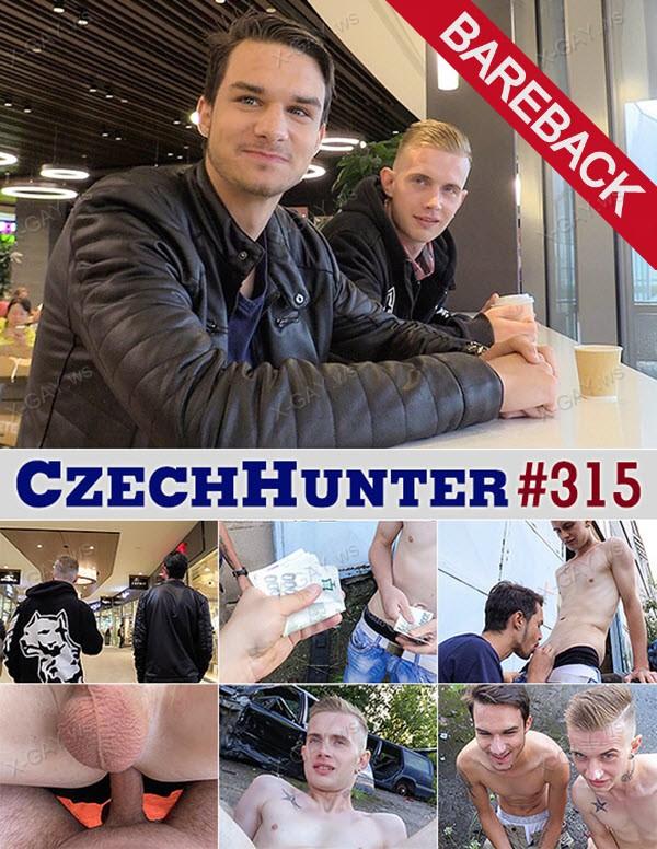 CzechHunter 315 (Bareback)