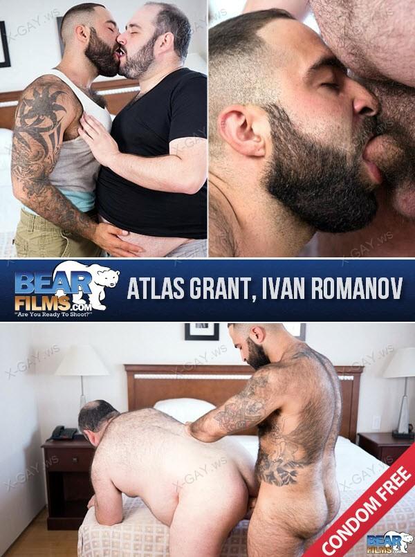 BearFilms: Atlas Grant, Ivan Romanov (Bareback)