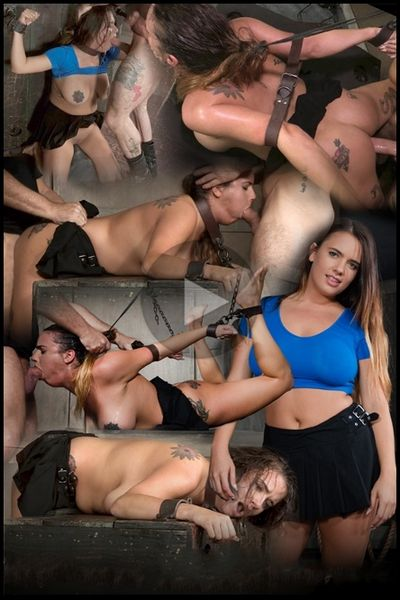 Sexy Girl Next Door has her first Bondage and rough sex experience, gets destroyed by cock | HD 720P | Release Year: August 29, 2017
