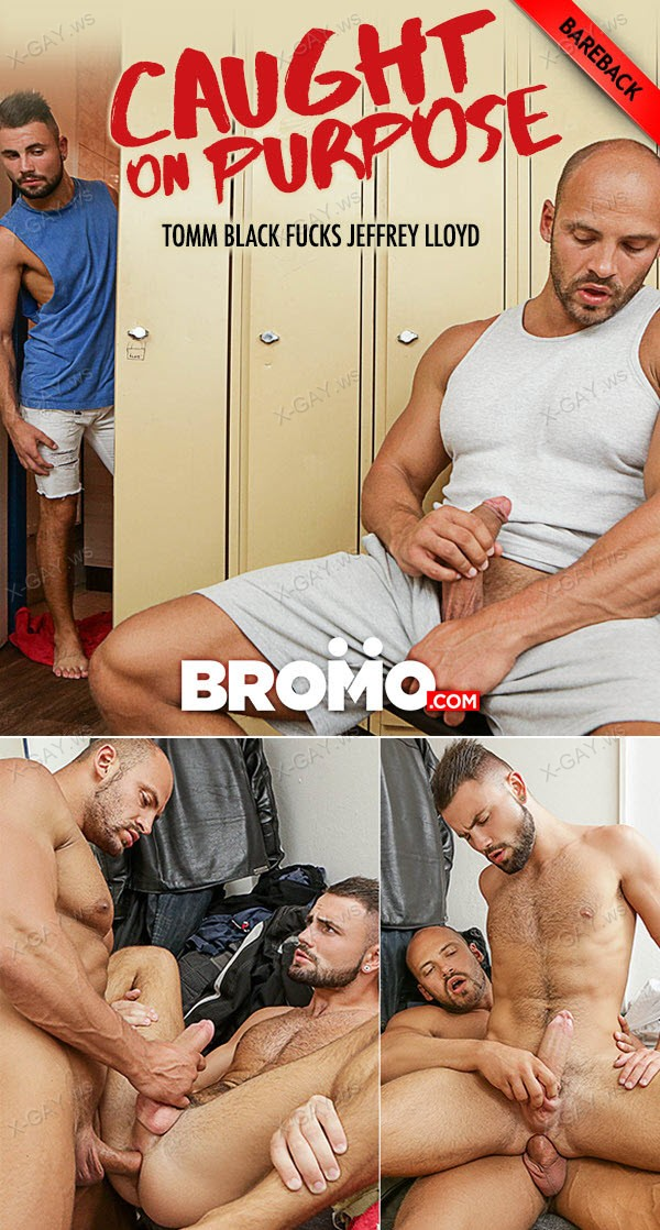 Bromo: Caught On Purpose (Jeffrey Lloyd, Tomm) (Bareback)