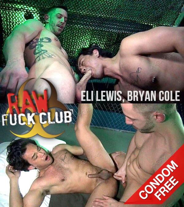RawFuckClub: Gaytanamo 2 (Eli Lewis, Bryan Cole) (Bareback)